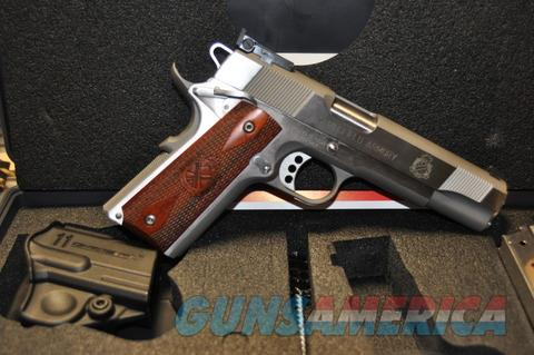 Springfield Armory P19134LP 1911 9mm SS Target Loaded  Guns > Pistols > Springfield Armory Pistols > 1911 Type