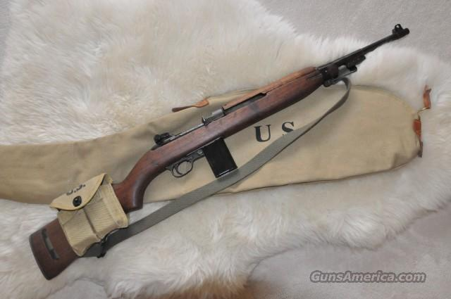 Perfect bore M1 Carbine  Inland 1944  Guns > Rifles > Military Misc. Rifles US > M1 Carbine
