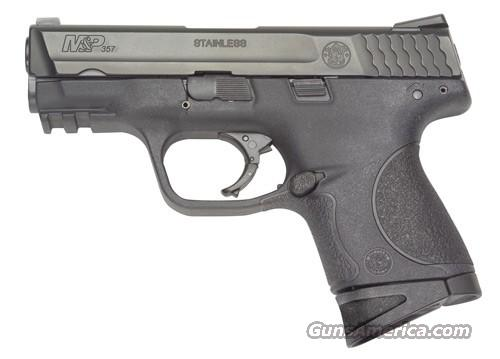 S&W M&P 357c Like New compact Night Sights  Guns > Pistols > Smith & Wesson Pistols - Autos > Polymer Frame