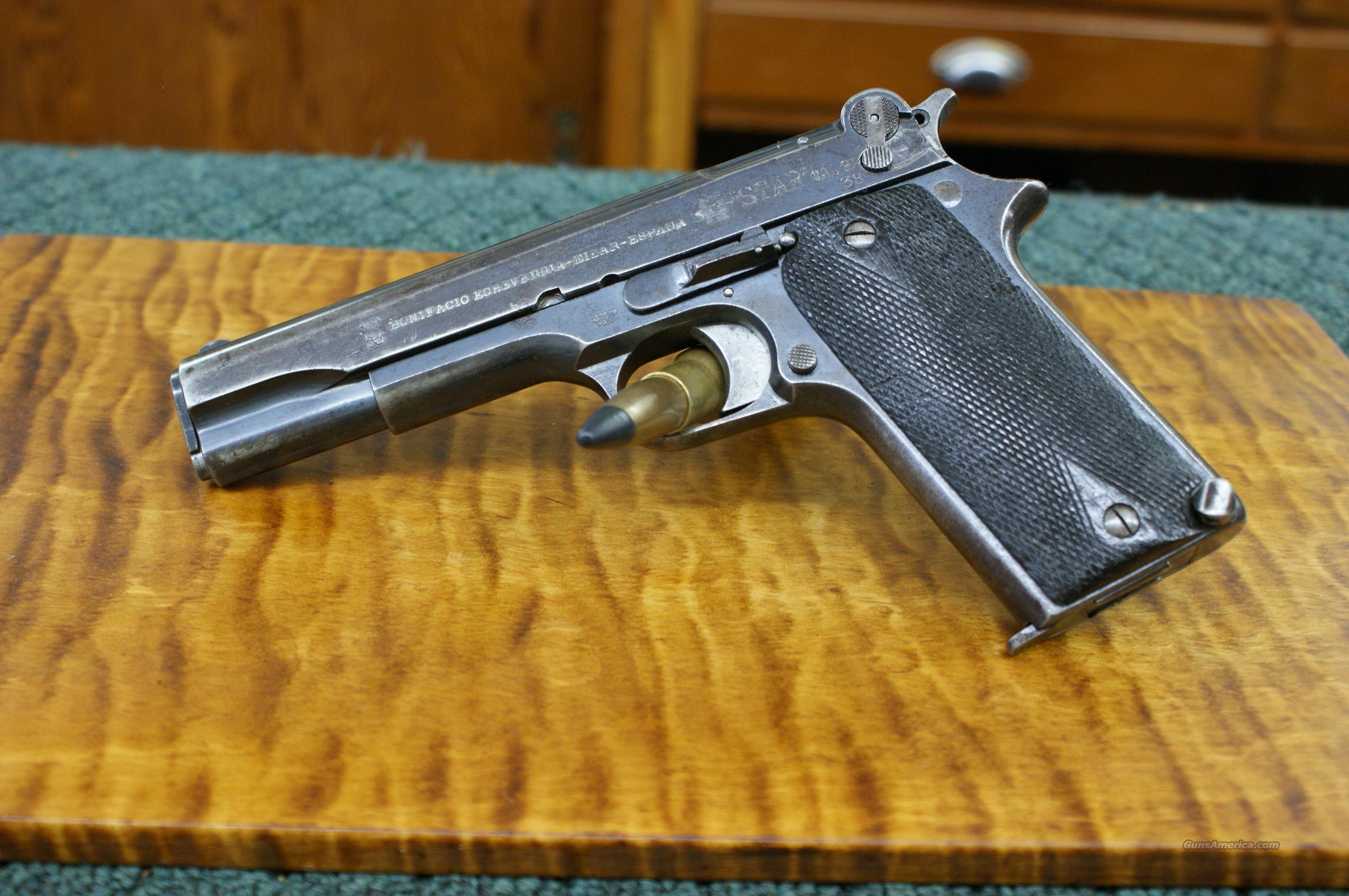 Century Auto Sales >> 1920 Star pistol 9mm for sale