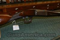 Savage model 99 .303 Savage Takedown model  Guns > Rifles > Savage Rifles > Model 95/99 Family