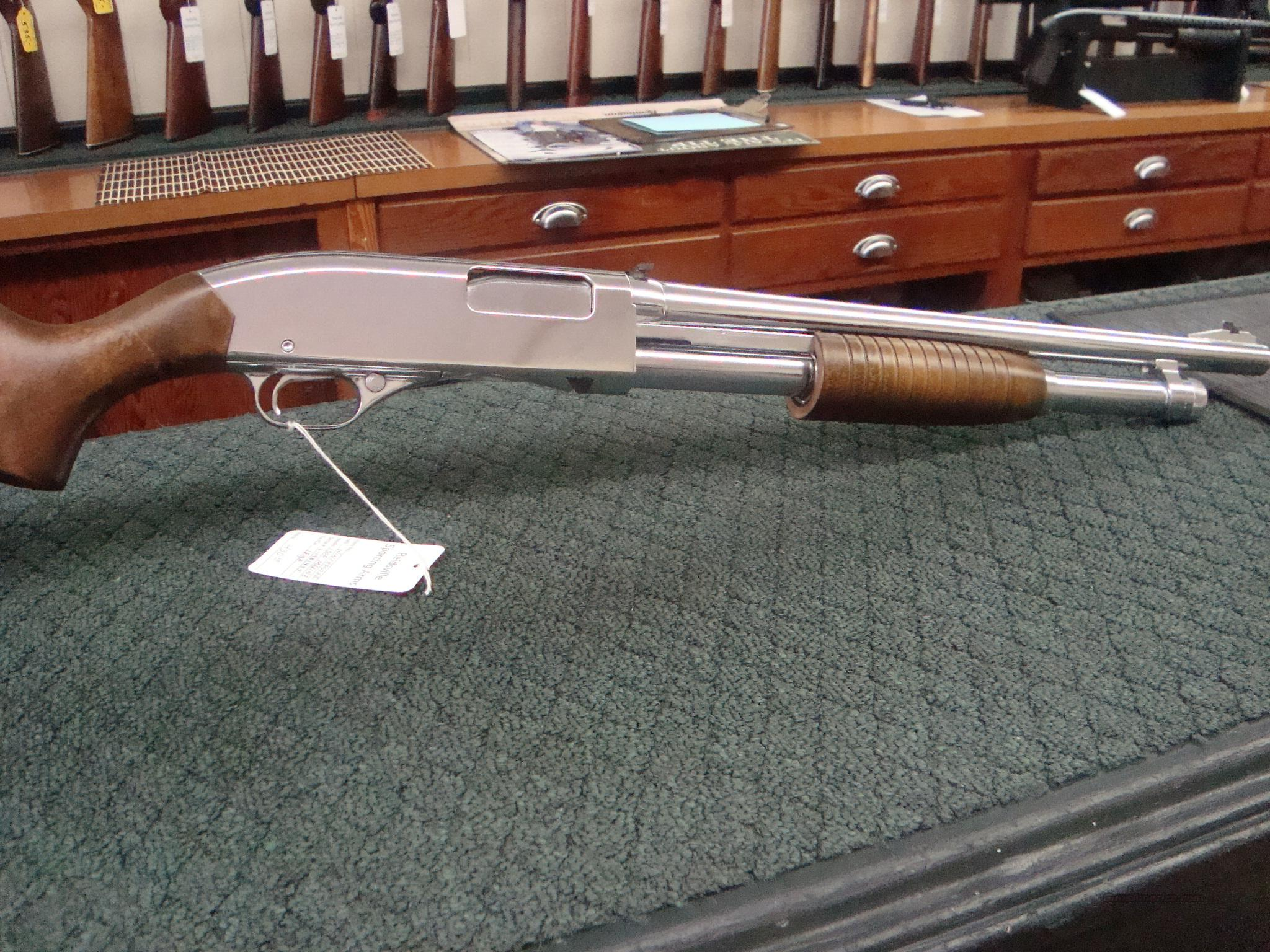 Winchester model 1300 Marine Grade  Guns > Shotguns > Winchester Shotguns - Modern > Pump Action > Defense/Tactical