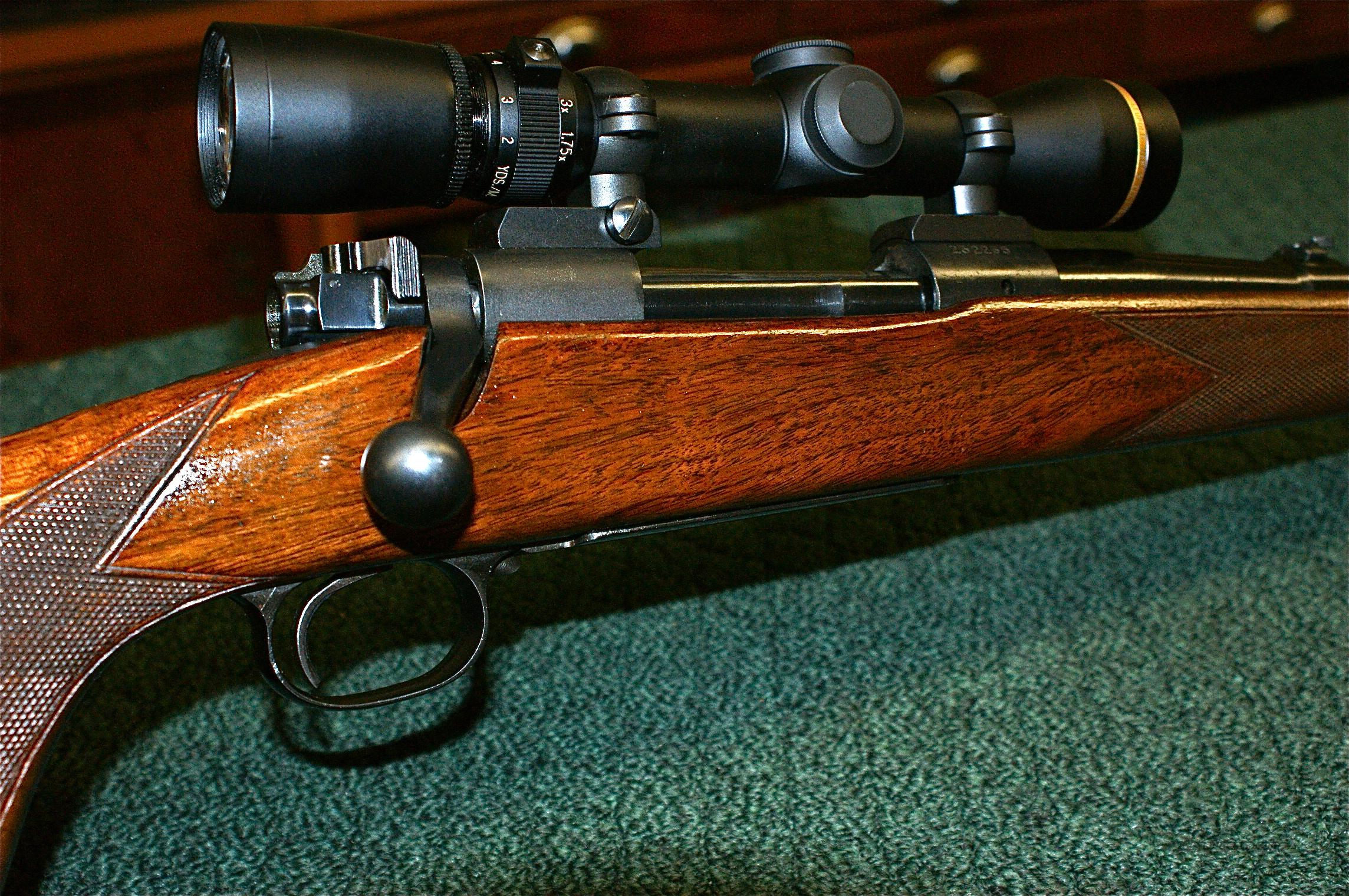 Remington model 700 in 7mm rem-mag  Guns > Rifles > Remington Rifles - Modern > Model 700 > Sporting
