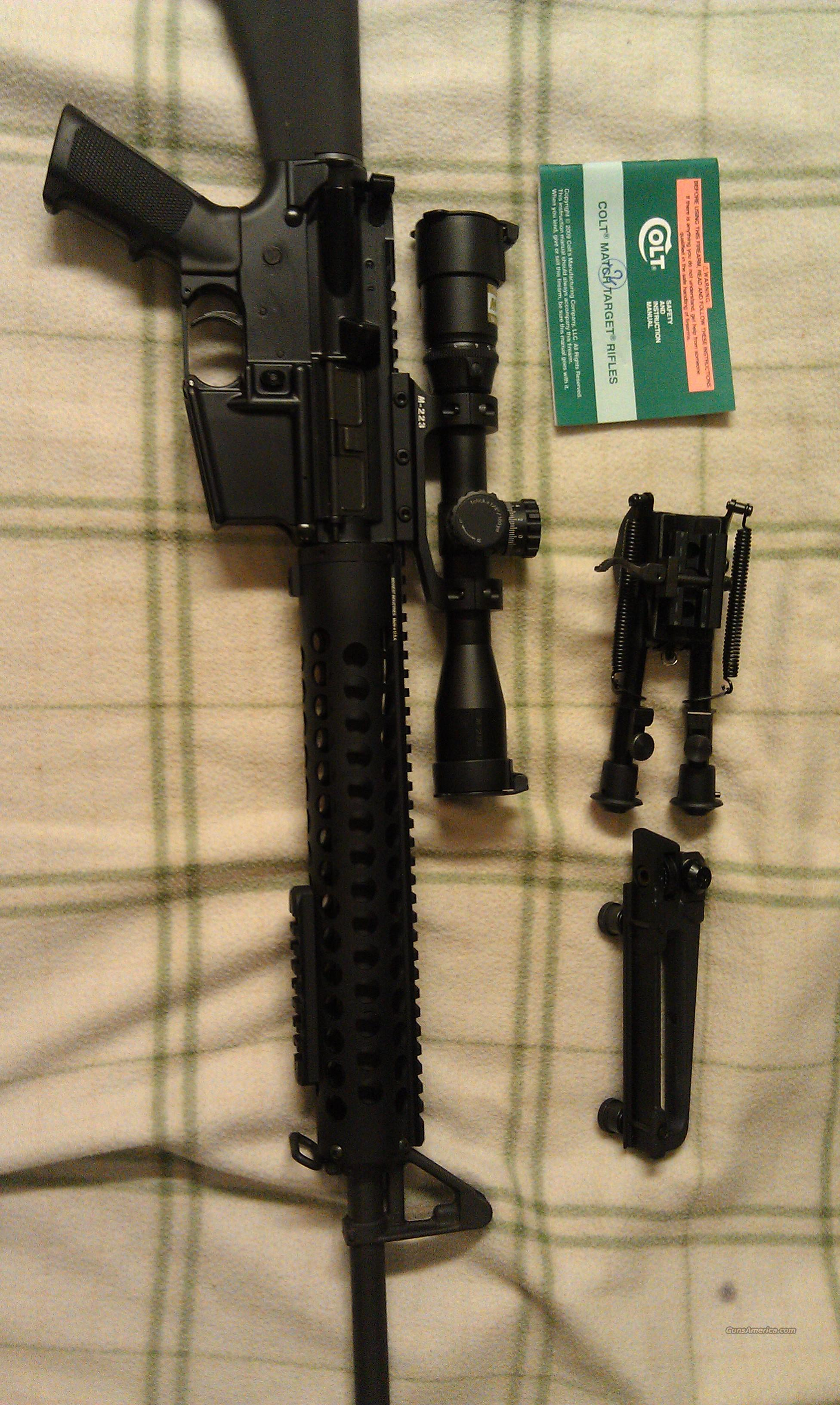 colt MT 6700  Guns > Rifles > Colt Military/Tactical Rifles