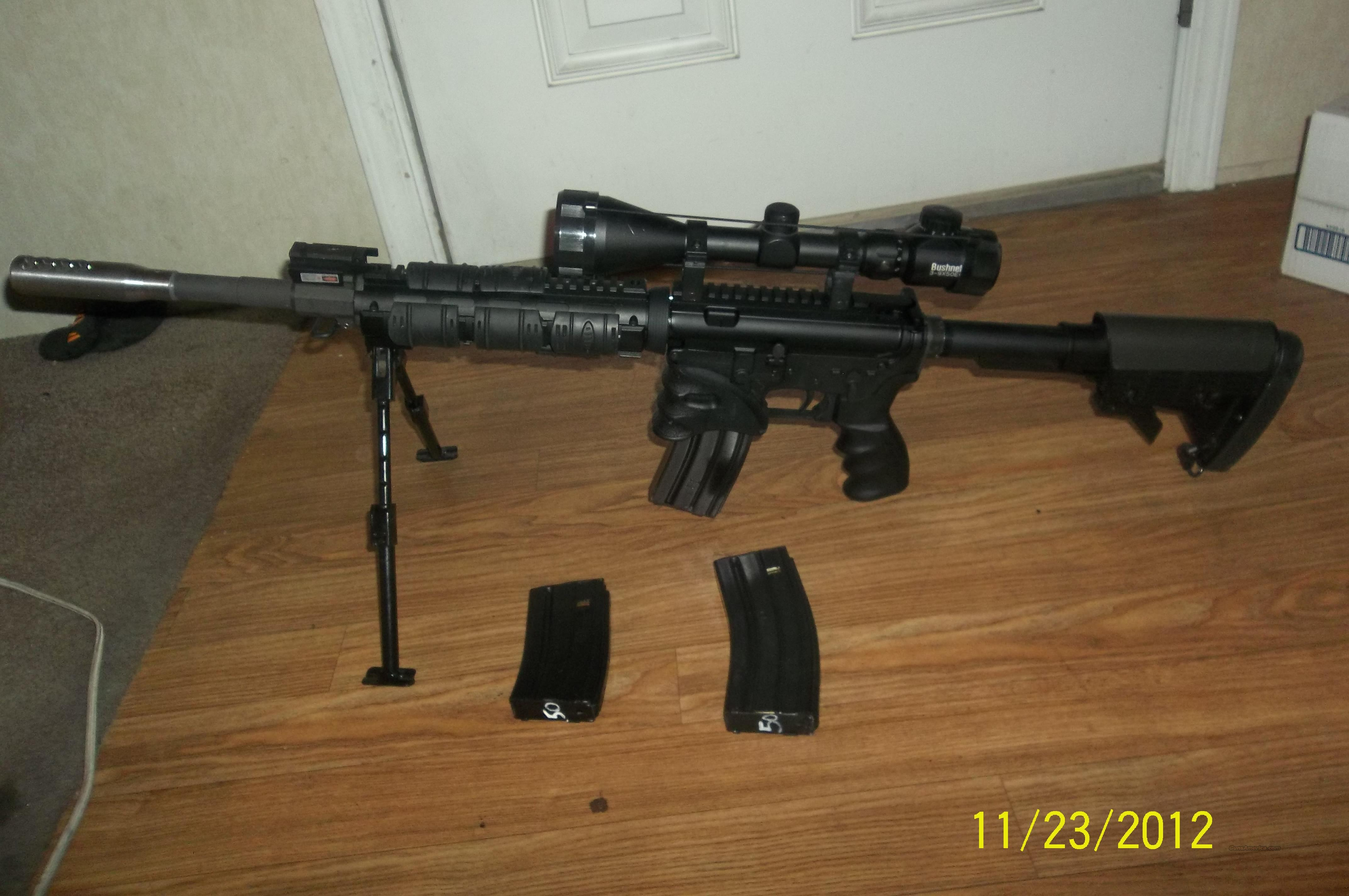 BEOWULF 50 Cal  Guns > Rifles > AR-15 Rifles - Small Manufacturers > Complete Rifle