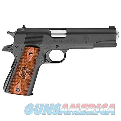 "Springfield 1911-A1 5"" .45 MIL-SPEC PARKERIZED PB9108L  Guns > Pistols > Springfield Armory Pistols > 1911 Type"