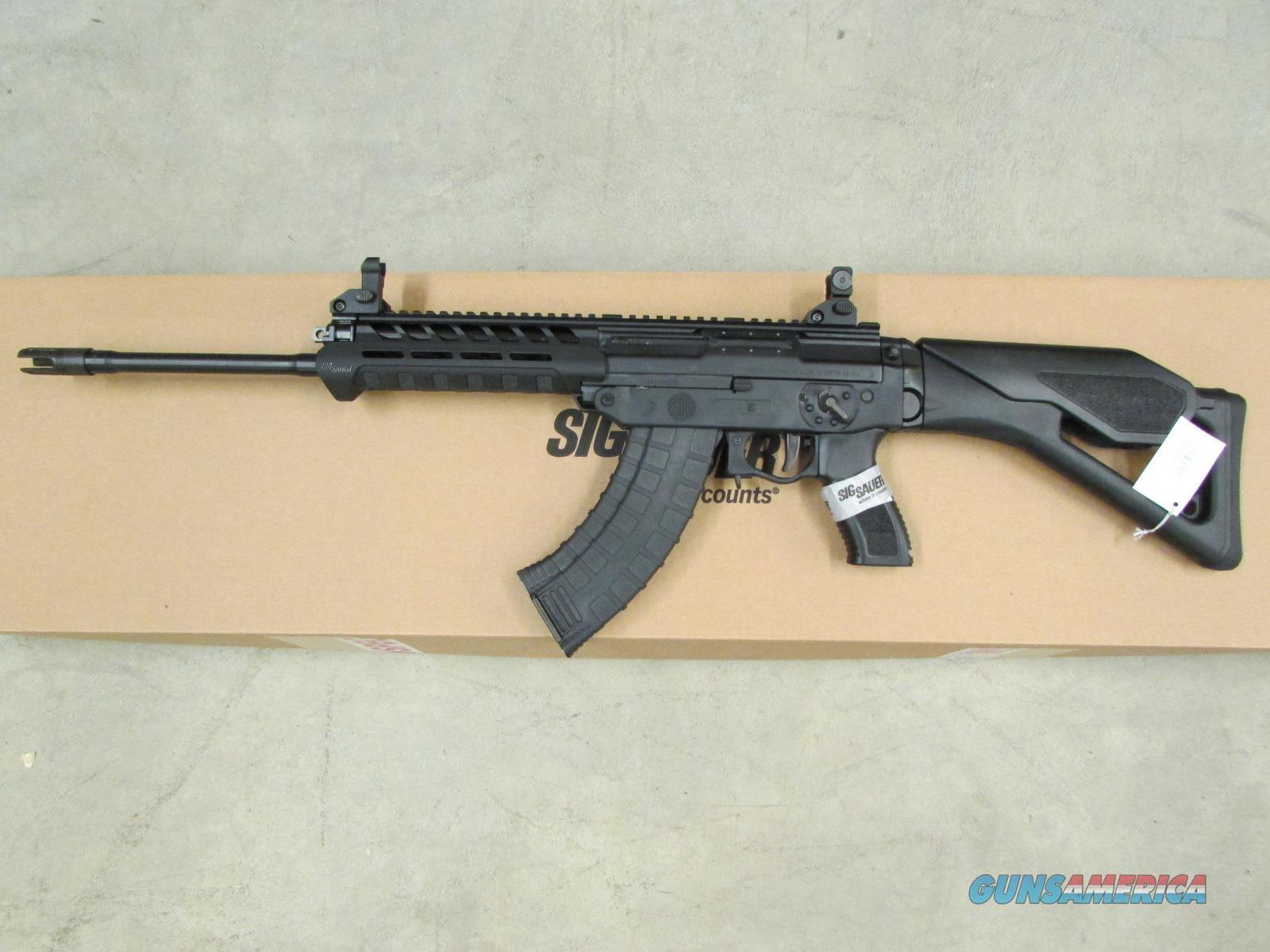Sig 5.56XI.Russian,7.62x39,Ak 47 cal.  Guns > Rifles > Sig - Sauer/Sigarms Rifles