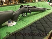Savage 93R17 FNS 17 HMR Black Stock **NEW**  Guns > Rifles > Savage Rifles > Accutrigger Models > Sporting
