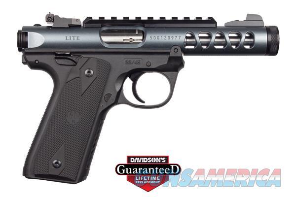Mark IV™ : 22/45™ Lite  Model 43918  22 LR - Rimfire Pistol ( MOD. 43918)  Guns > Pistols > Ruger Semi-Auto Pistols > Mark I/II/III/IV Family