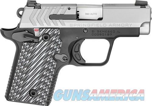 "SF 911 .380ACP 2.7"" 7-SHOT SS G10 GRIPS  Guns > Pistols > Springfield Armory Pistols > 911"