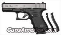 GLOCK 21, GEN 4, .45 CAL. WITH 3 -13RD MAGS.  Guns > Pistols > Glock Pistols > 20/21