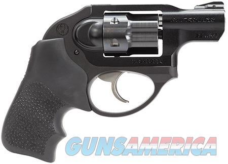 RUG 5414 LCR 22WMRF 1.875 HOG BLK  Guns > Pistols > Ruger Double Action Revolver > LCR
