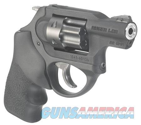 RUG 5439 LCRX 22WMR 1.875 HOG BLK  Guns > Pistols > Ruger Double Action Revolver > LCR
