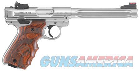 RUG 40160 MKIV 22LR 6.8 AS SS  Guns > Pistols > Ruger Semi-Auto Pistols > Mark I/II/III/IV Family