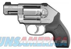 KIMBER  K6S  SS  357 MAG  6 SHOT  Guns > Pistols > Kimber of America Pistols > Revolvers