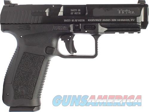 CANIK  TP9SA MOD.2 9MM PISTOL FS 2-18RD MAGS BLACK POLYMER  Guns > Pistols > Canik USA Pistols