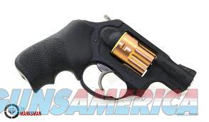 LCRX 38SP+P 1.875 HOG BLK W/COPPER CYLINDER  Guns > Pistols > Ruger Double Action Revolver > LCR