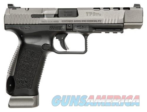 Century Arms Canik Tp9sfx Black / Grey 9mm 5.2-inch 20Rds  Guns > Pistols > Canik USA Pistols