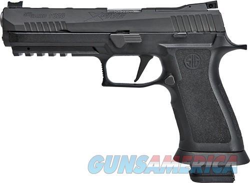 "SIG P320 X-SERIES 5"" ADJ. SIGHT 21-SH BLACK POLYMER  4/ 21RD MAGS  Guns > Pistols > Sig - Sauer/Sigarms Pistols > P320"