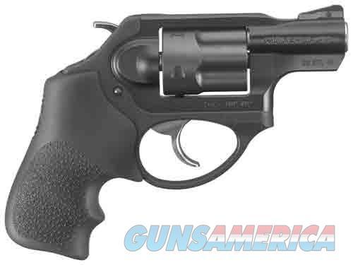 """RUGER LCRx .38SPL+P 1.875"""" FS 5-SHOT MATTE HOGUE TAMER GRIP  Guns > Pistols > Ruger Double Action Revolver > LCR"""