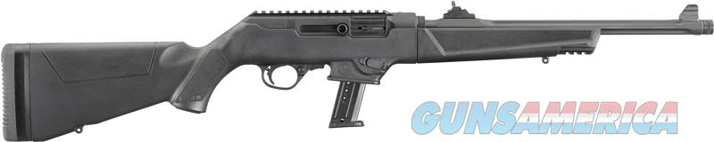 "RUGER PC CARBINE 9MM LUGER 17-SHOT THREADED BBL 1/2""-28  Guns > Rifles > Ruger Rifles > M44/Carbine"