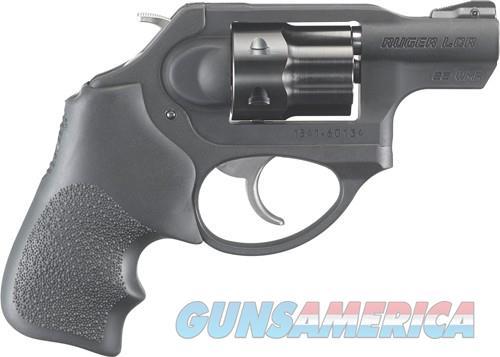 """RUGER LCRx .22WMR MAG 1.87"""" FS 6-SHOT MATTE HOGUE TAMER GP  Guns > Pistols > Ruger Double Action Revolver > LCR"""
