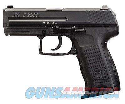 Heckler Koch P2000 V2 9mm Pistol HK-M709202-A5  2-13RD MAGS  Guns > Pistols > Heckler & Koch Pistols > Polymer Frame