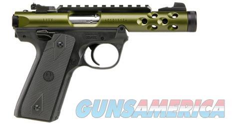 RUGER MARK IV™ 22/45™ LITE  OD GREEN  DAVIDSONS DISTRIBUTOR EXCLUSIVE  Guns > Pistols > Ruger Semi-Auto Pistols > 22/45