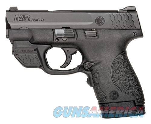 S&W SHIELD M&P9 9MM LUGER FS W/GREEN LASER W/THUMB SAFETY  Guns > Pistols > Smith & Wesson Pistols - Autos > Shield