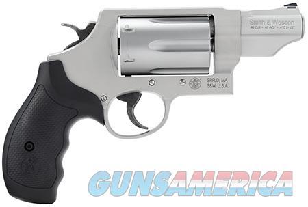 S&W GOVENER 45/410  STANLESS 2.75 IN BBL  6 SHOT  Guns > Pistols > Smith & Wesson Revolvers > Full Frame Revolver