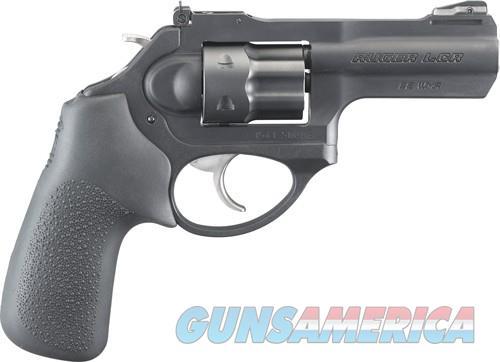 """RUGER LCRx .22WMR MAG 3"""" FS 6-SHOT MATTE HOGUE TAMER GP  Guns > Pistols > Ruger Double Action Revolver > LCR"""