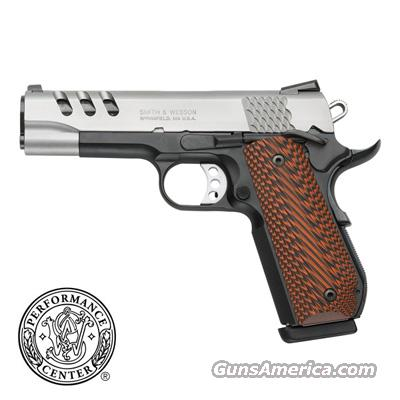 Model SW1911,Performance center,'' WE SHIP TO CALIFORNIA,IF COMPLIANT''  Guns > Pistols > Smith & Wesson Pistols - Autos > Steel Frame