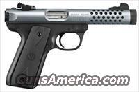Ruger MKIII 22-45 LITE 22LR BLUE 3906 ALUMINUM UPPER / THREADED ''WE SHIP TO CALIF.''  Guns > Pistols > Ruger Semi-Auto Pistols > Mark I & II Family