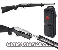 Ruger 10/22 TAKEDOWN 22LR in stock 12/28/12  Guns > Rifles > Ruger Rifles > 10-22