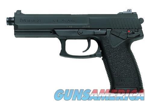 HK MK23 .45ACP  Guns > Pistols > Heckler & Koch Pistols > Polymer Frame