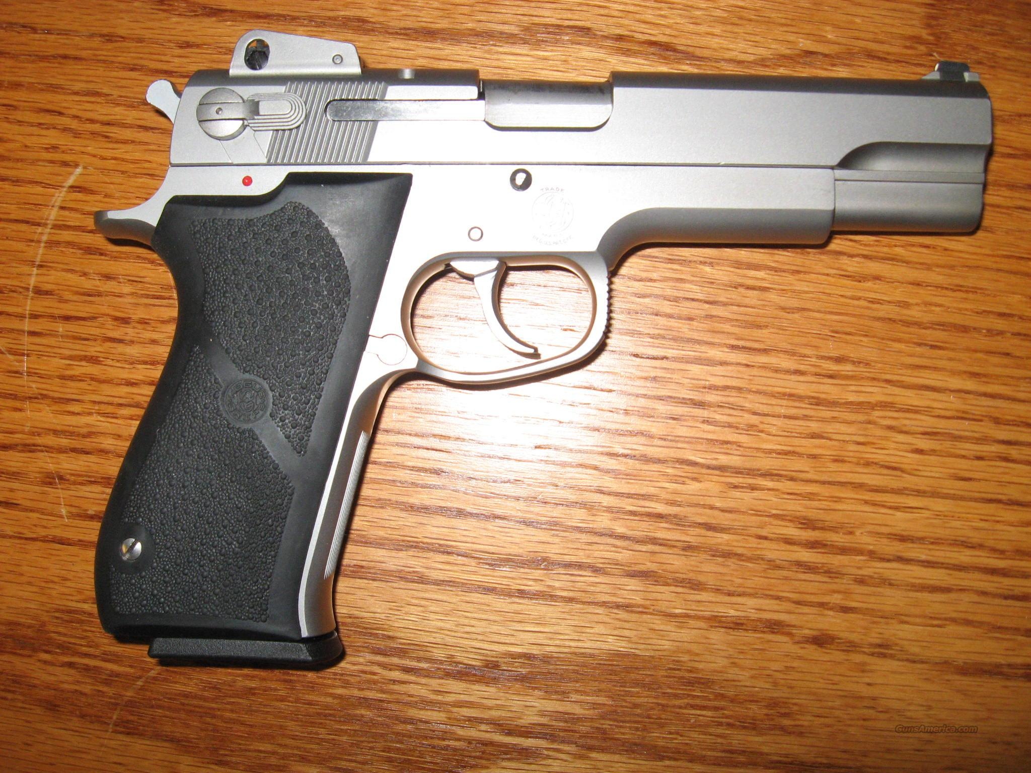 Smith & Wesson 4506  45acp  Guns > Pistols > Smith & Wesson Pistols - Autos > Steel Frame