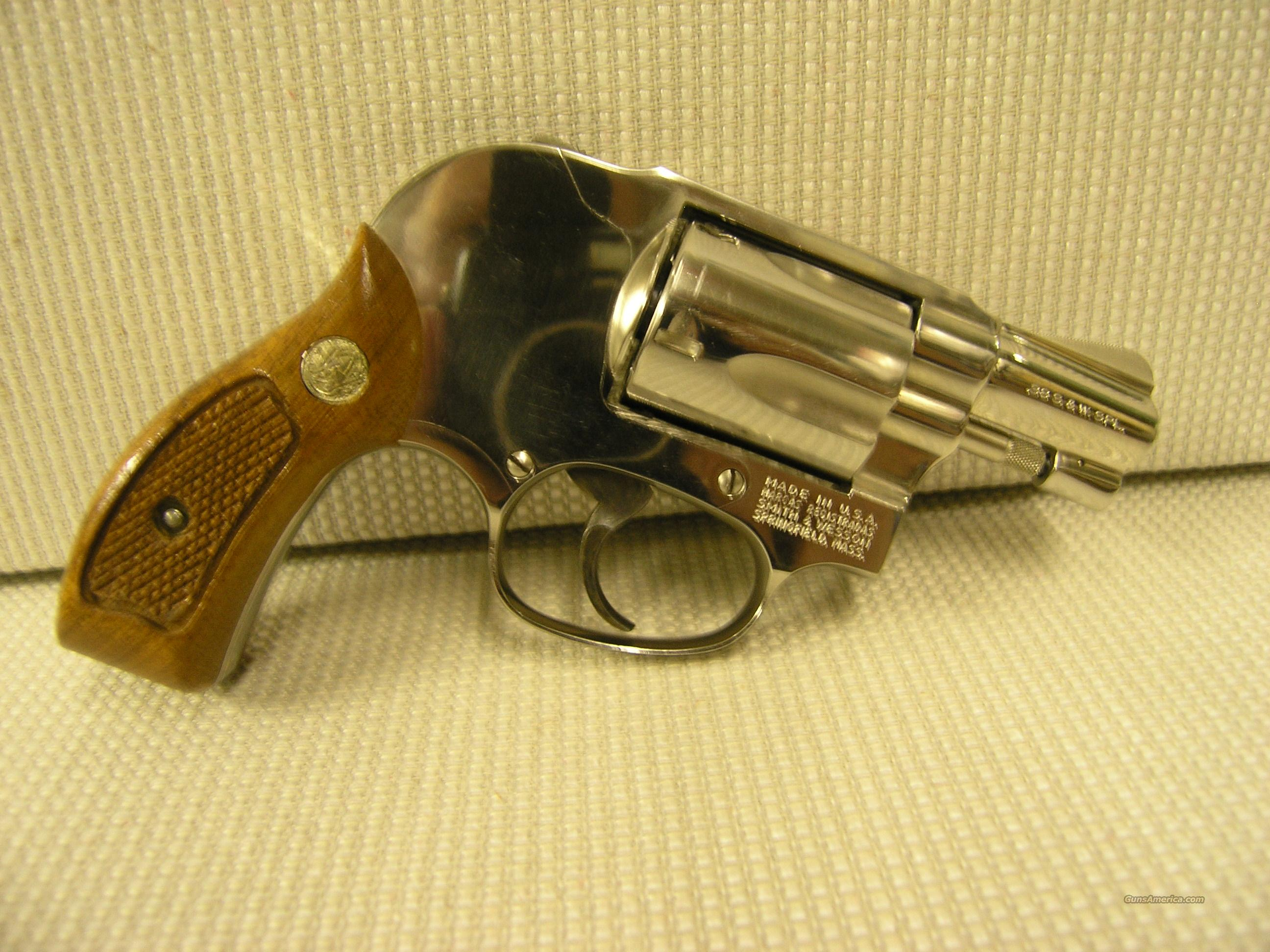 Smith & Wesson Model 49  Guns > Pistols > Smith & Wesson Revolvers > Pocket Pistols