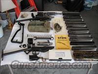 STEN GUN MKII & MKIII parts kits with magazines and extra parts etc.  Non-Guns > Gun Parts > Military - Foreign