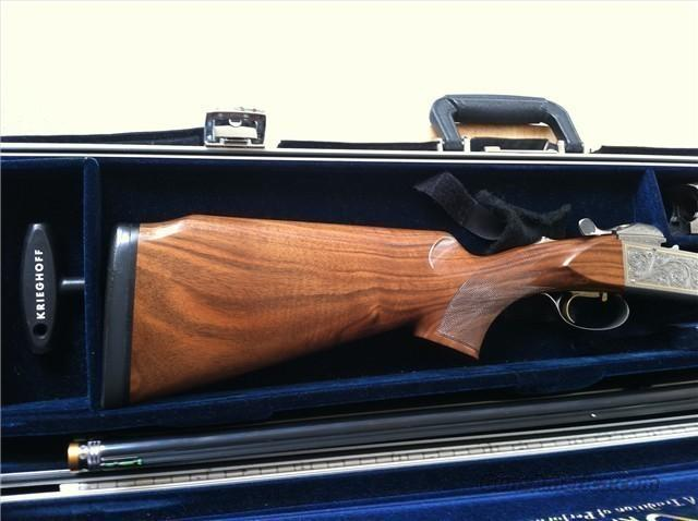 "reduced Krieghoff K-80 Gold Superscroll Sporting 30"" titanium  Guns > Shotguns > Krieghoff Shotguns"