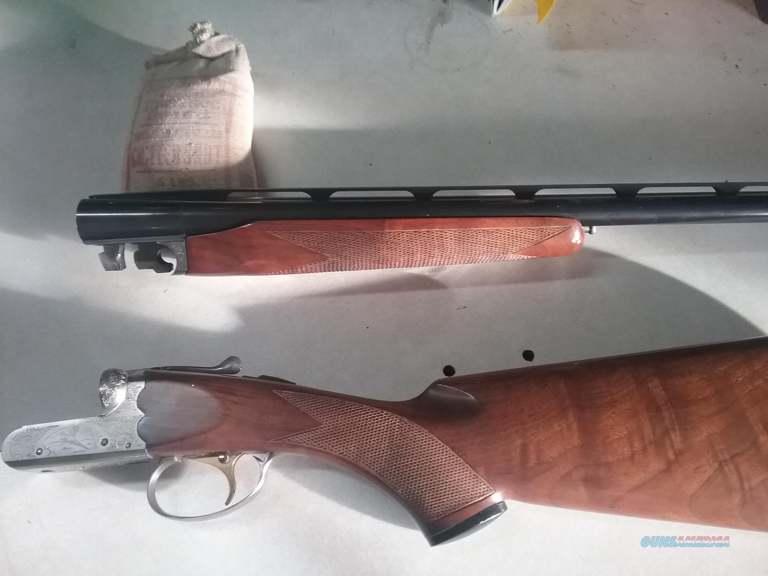 "Rare Japanese SKB 20ga. SxS 30"" barrels sporting  Guns > Shotguns > SKB Shotguns > Trap/Skeet"