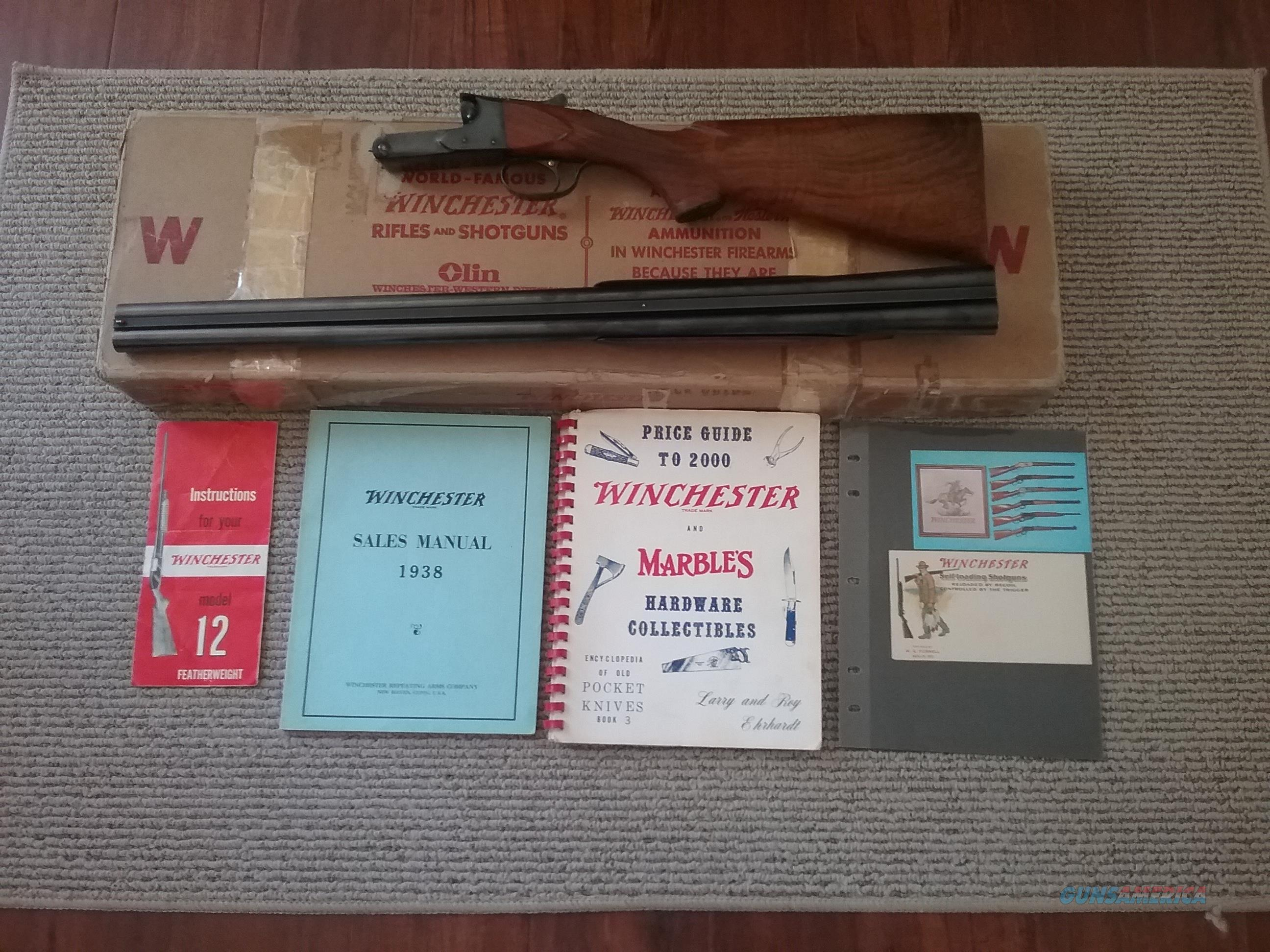 Winchester model 21 skeet beautiful gun  Guns > Shotguns > Winchester Shotguns - Modern > SxS