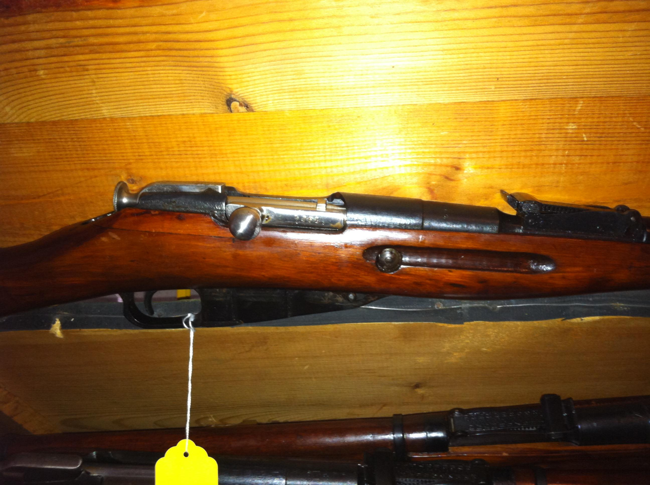 Mosin Nagant M9130  Guns > Rifles > Mosin-Nagant Rifles/Carbines