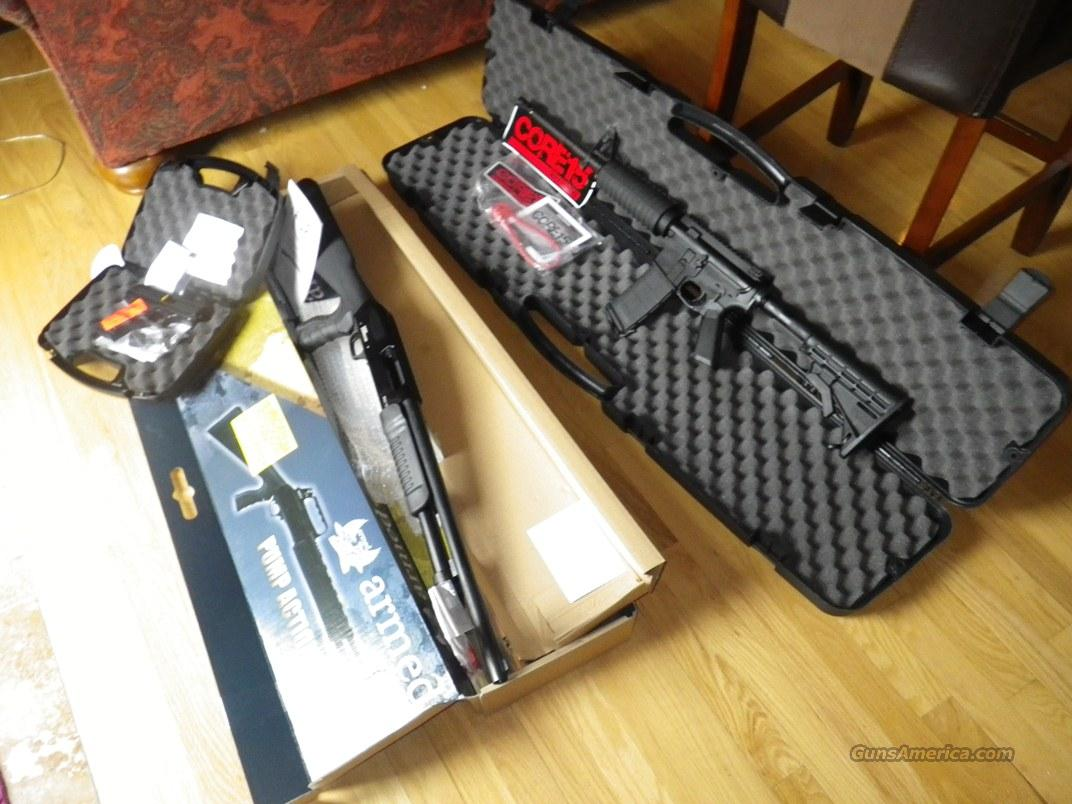 Home Defense Package  Guns > Rifles > AR-15 Rifles - Small Manufacturers > Complete Rifle