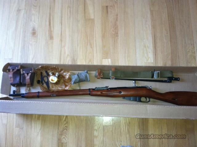 MOSIN NAGANT M91-30  Guns > Rifles > Mosin-Nagant Rifles/Carbines