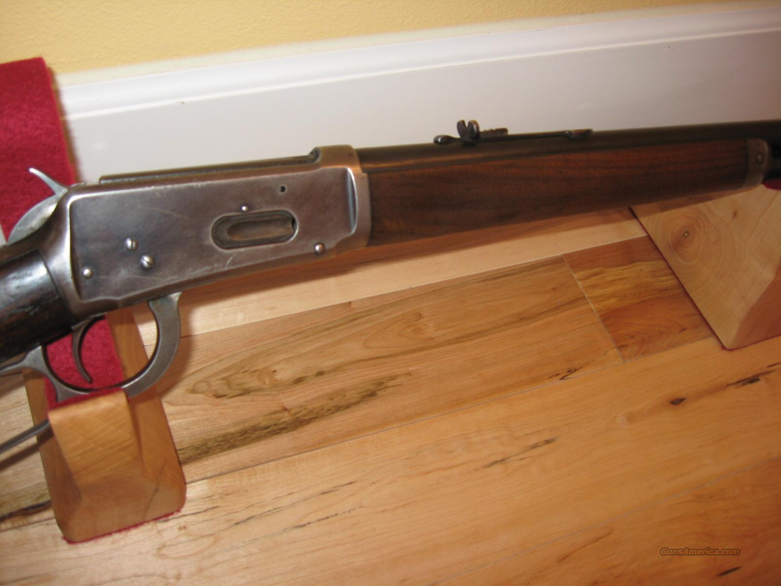 WINCHESTER 1894  RIFLE  MFG-1906** REDUCED**  Guns > Rifles > Winchester Rifles - Modern Lever > Model 94 > Pre-64
