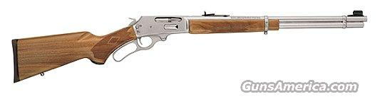 Marlin 336   30-30 Lever action Stainless Steel  Guns > Rifles > Marlin Rifles > Modern > Lever Action