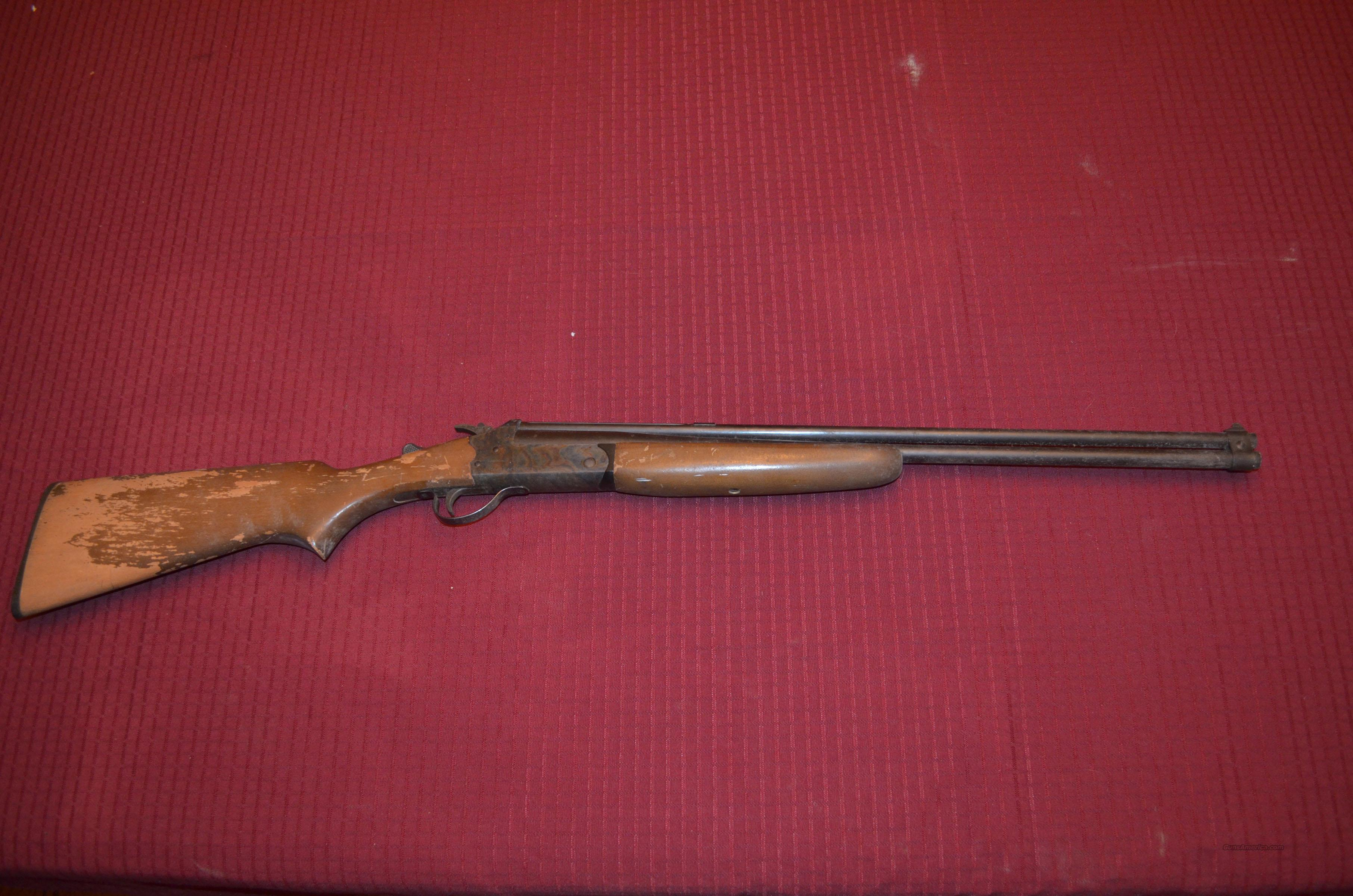 Savage 24 N series .22 / 20 gauge shotgun Over and Under  Guns > Rifles > Savage Rifles > Other
