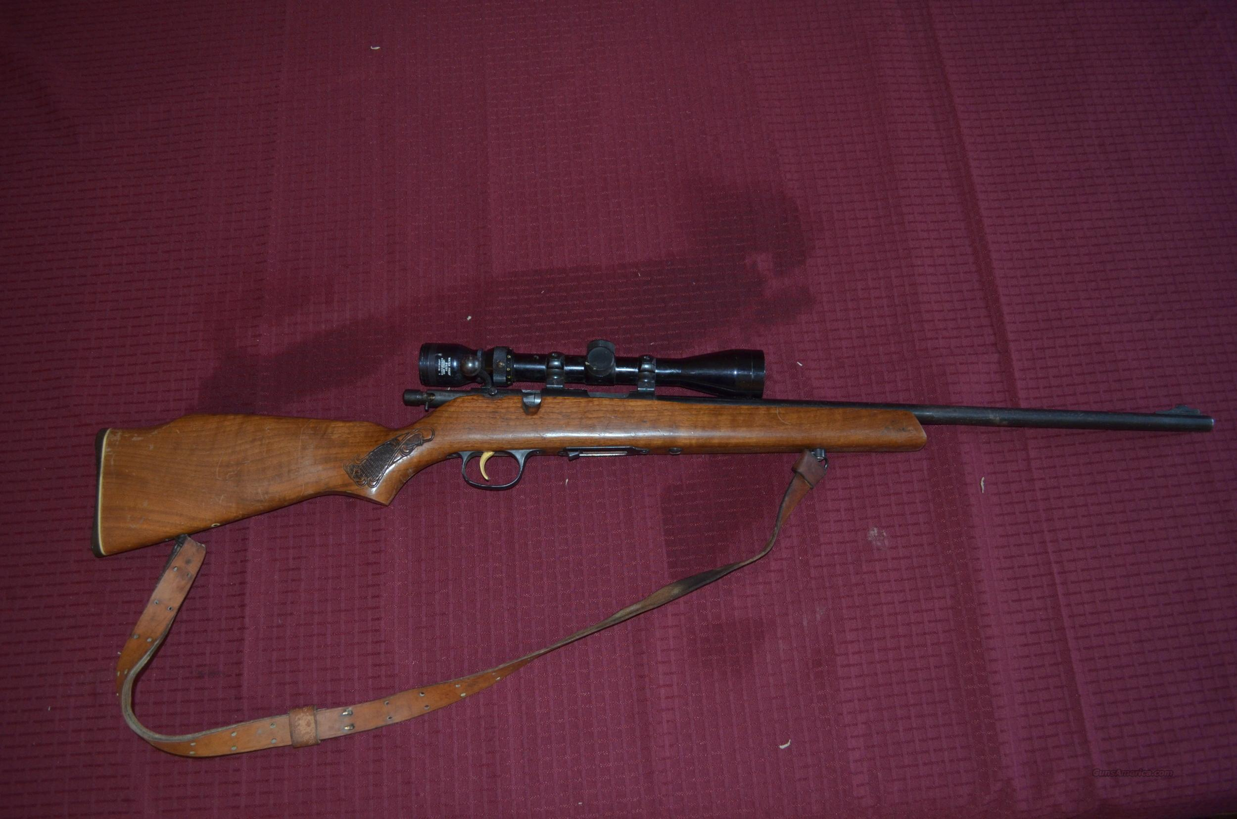 Marlin 782  Guns > Rifles > Marlin Rifles > Modern > Bolt/Pump
