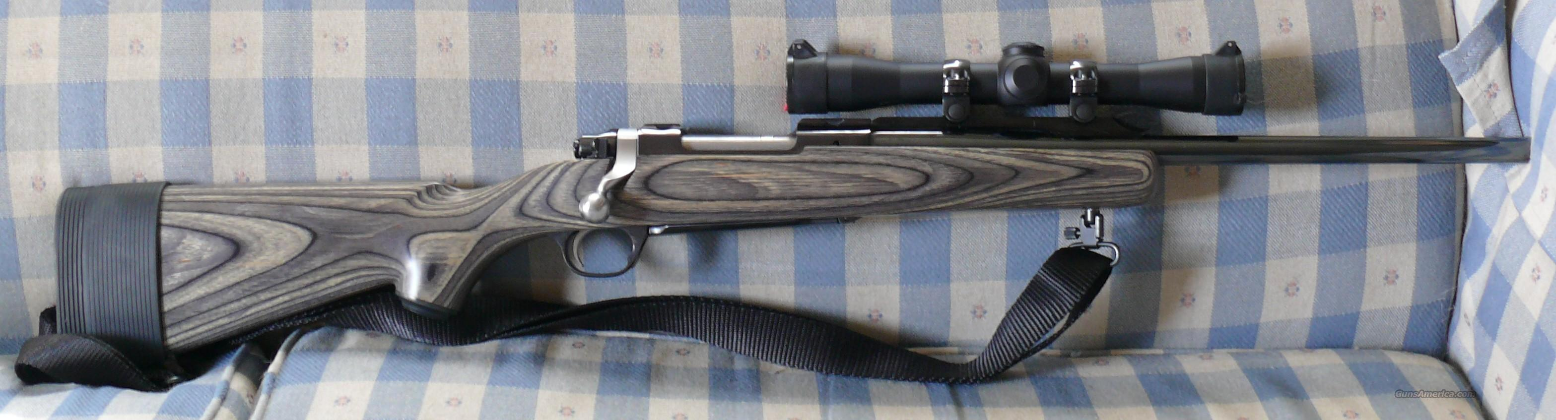 Ruger .300 WSM Frontier Rifle  Guns > Rifles > Ruger Rifles > Model 77