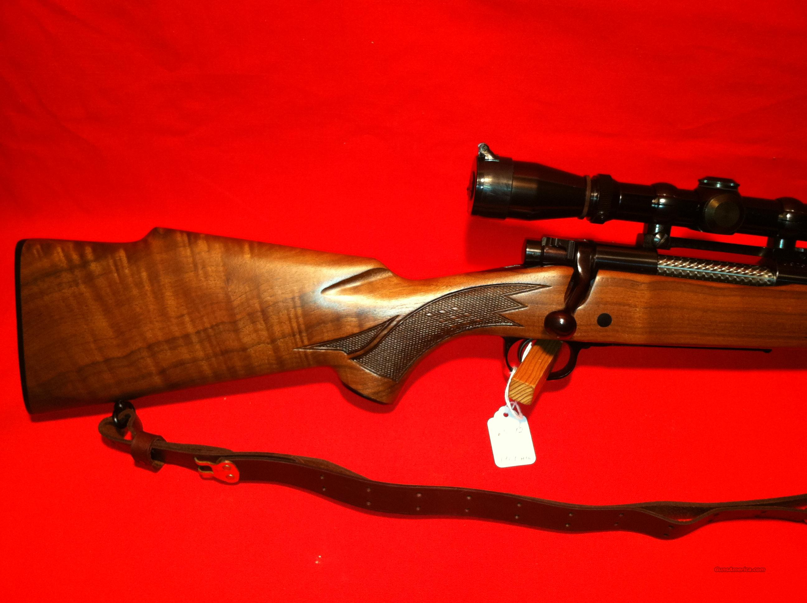 1969 Winchester Model 70 .270  Guns > Rifles > Winchester Rifles - Modern Bolt/Auto/Single > Model 70 > Post-64